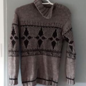 Armani Jeans wool acrylic sweater.